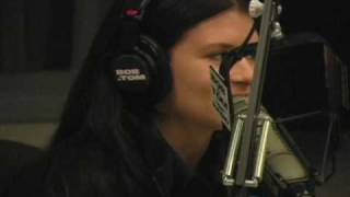 Danica Patrick on the BOB & TOM Show