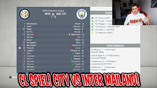 Champions League Spiel! City vs. Inter Mailand! - Fifa 20 Karrieremodus Manchester City #48