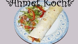 Rezept: Dürüm | AhmetKocht | türkisch kochen | Folge 73