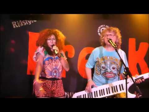Esther Filly Ridstyle - Marx or Freedom ? - Fanclub-Konzert - Babylon Oldenburg - 20.08.2016