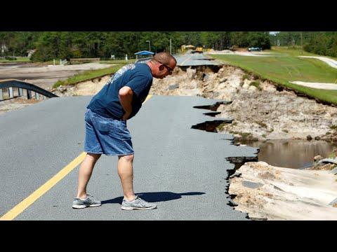 ارتفاع منسوب المياه في ساوث كارولاينا والسلطات تحث السكان على مغادرة منازلهم…  - نشر قبل 9 ساعة