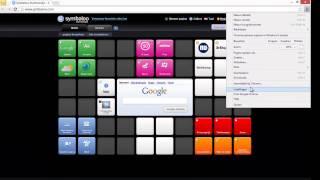 Symbaloo instellen als startpagina in Google Chrome