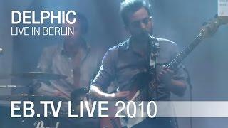 Video Delphic - Halcyon (live) download MP3, 3GP, MP4, WEBM, AVI, FLV Mei 2018