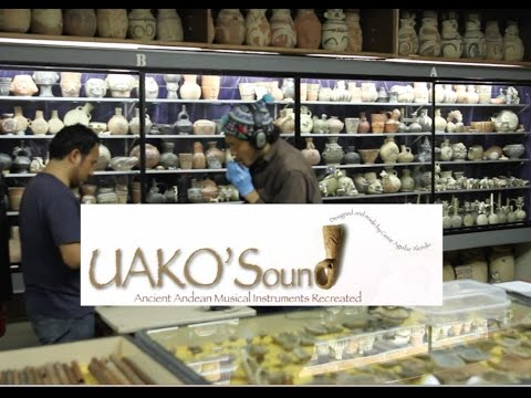 Recreating Pre-Columbian Musical Instruments - UAKO'Sound