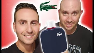 Lacoste L.12.12 French Panache Cologne Review / Fragrance Review
