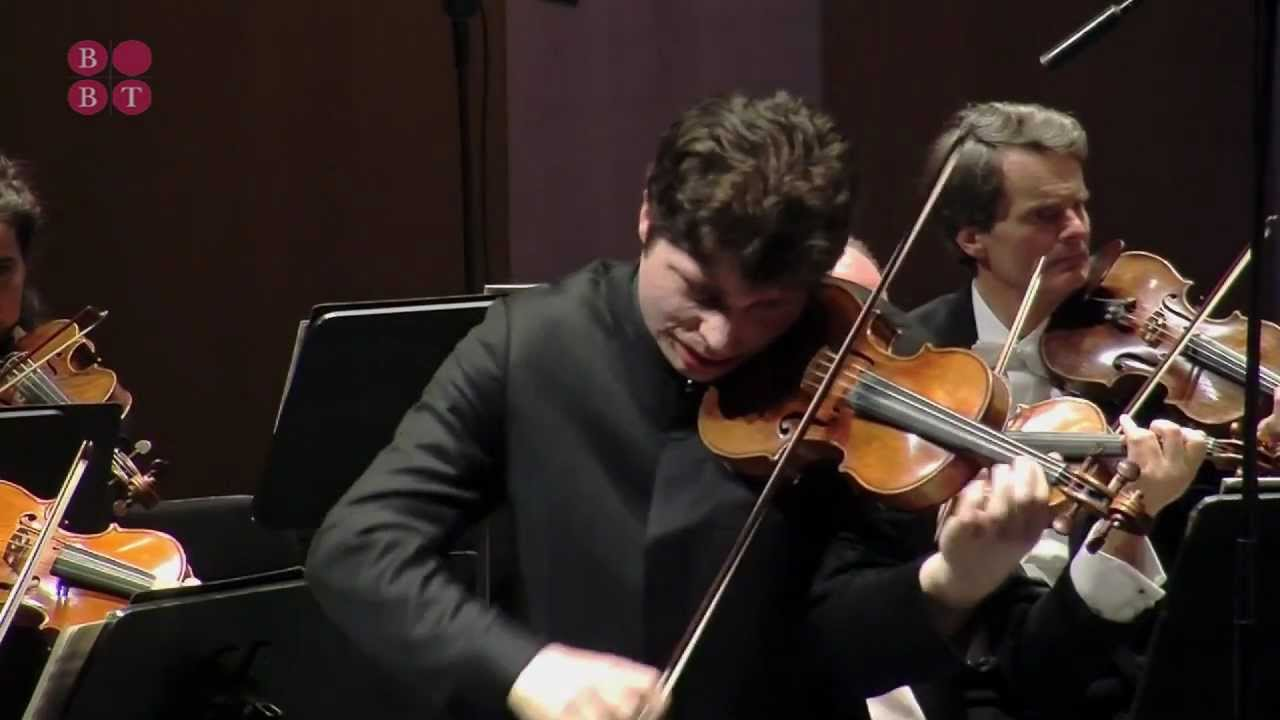 video: Augustin Hadelich artist profile