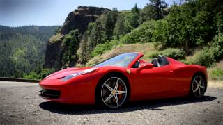 Ferrari 458 Spider - Review for The Manual