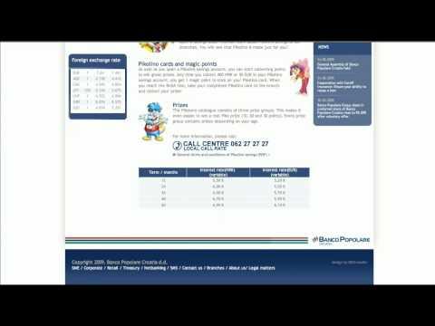 Banco Popolare - e-banking website.mp4