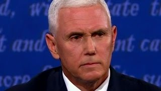 The Vice-Presidential Debate: Biggest FAIL