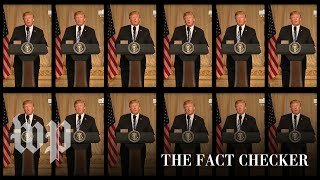 Unraveling President Trump's top 5 claims | Fact Checker