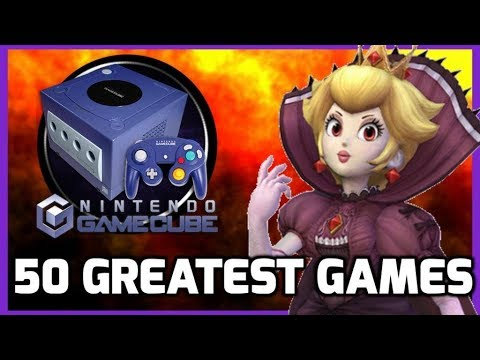 Nintendo GameCube - Top 50 Greatest Games of All Time ! - Retro Gaming