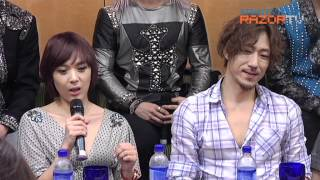 Tiger JK: I'll take care of the kids (Music Matters 2012 Pt 1)