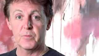 Watch Paul McCartney I Want You To Fly video