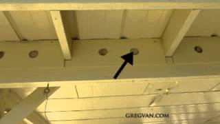 Watch This Video Before Insulating An Exterior Carport - Construction Tips