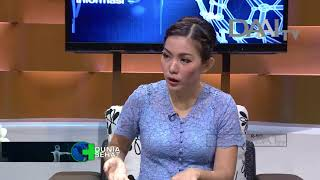 Dunia Sehat Bahaya Cedera Tulang Ekor  | DAAI TV, tayang 16 Januari 2018.