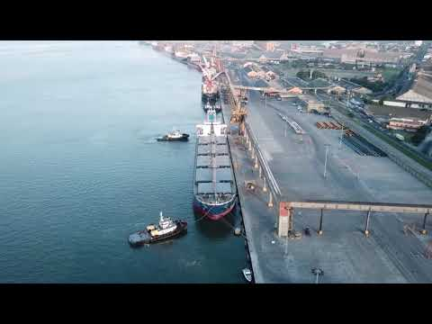 Porto de Paranaguá PR - Brazilian ports - Paranagua - Brazil