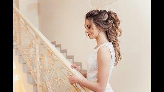 Бэкстейдж стрижек и причесок.Воздушная и объемная свадебная и вечерняя прическа.
