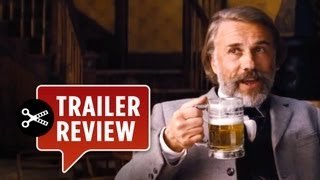 Instant Trailer Review - Django Unchained (2012) Trailer Review HD