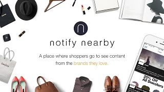 Notify Nearby App