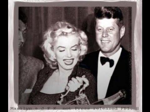 Marilyn Monroe & JFK according to James Ellroy