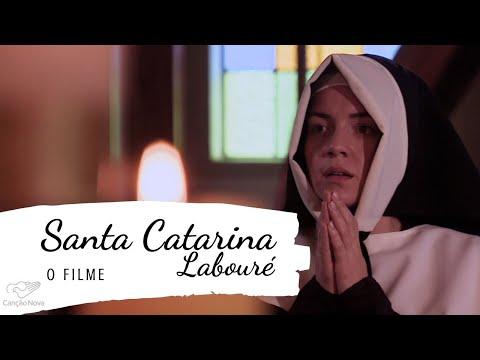 SANTA CATARINA DE LABOURÉ - O FILME - (MEDALHA MILAGROSA)