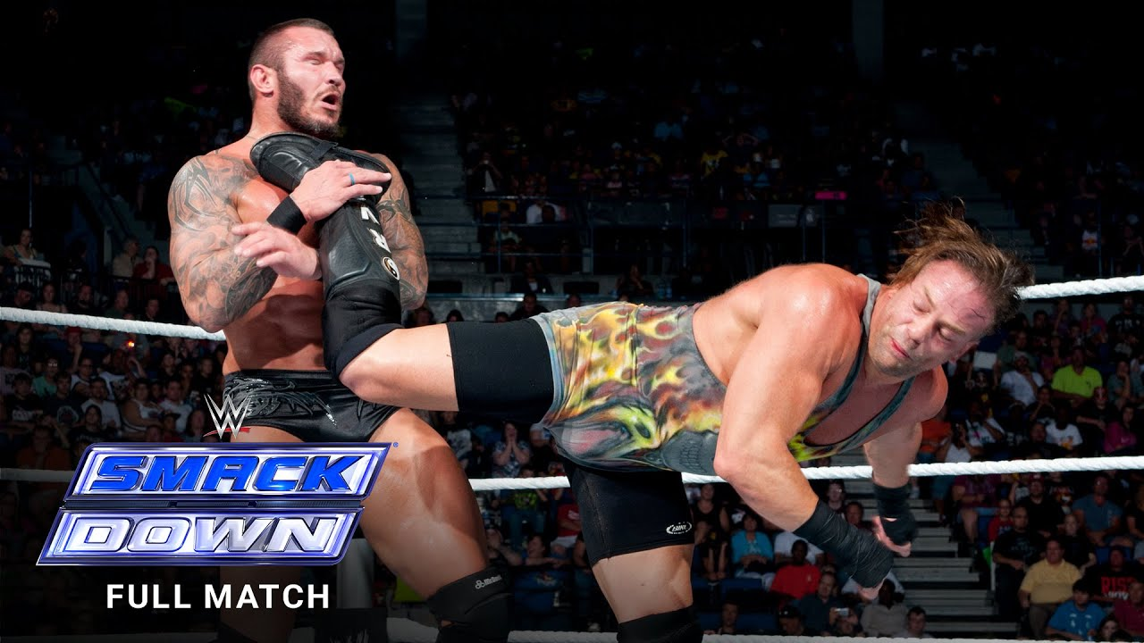 FULL MATCH: Randy Orton vs. Rob Van Dam: SmackDown, August 9, 2013