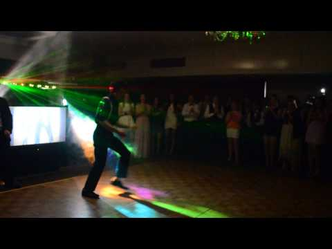 Dynamite on the Dance Floor