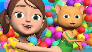 Котик - Дитячі Пісні й Мультики Українською - З Любовю до Дітей