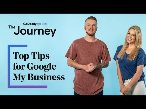 Top Tips for Google My Business