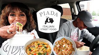 PIADA ITALIAN STREET FOOD WITH DARIUS SHOT VLOG @ 29:30