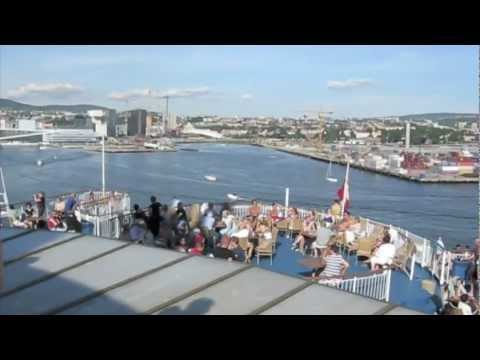 Oslo to Copenhagen Ferry