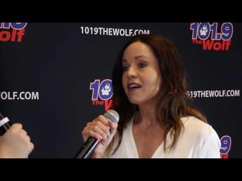 Cyndi Thomson Interview