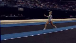 Tristan Van Natta - Double Mini Final Pass 2 - 2017 USA Gymnastics Championships thumbnail