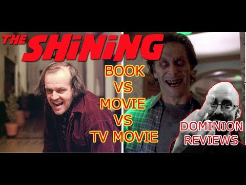 the shining book characters
