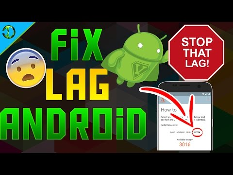 How To Fix LAG On Android Phone [Speed Up GAMES X2] [Fix Freezing] Make Android Faster EASY