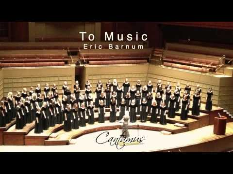 Iowa State - Cantamus - Spark (To Music) (Eric Barnum)