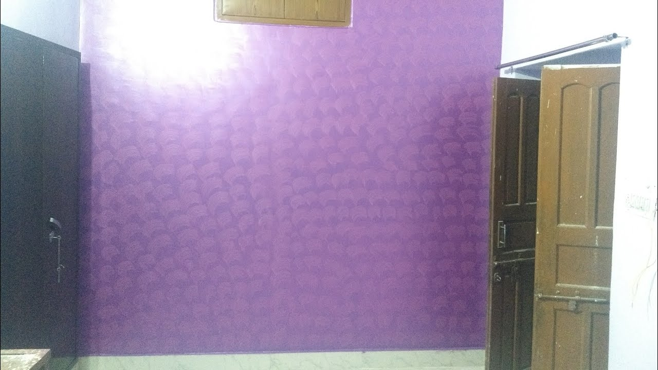 DISC Wall Texture Effect Wall Royal Paint YouTube