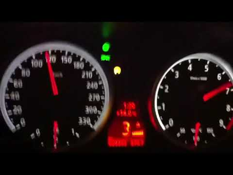 M5 E60 V10 507cv Acceleration 0 - Top Speed