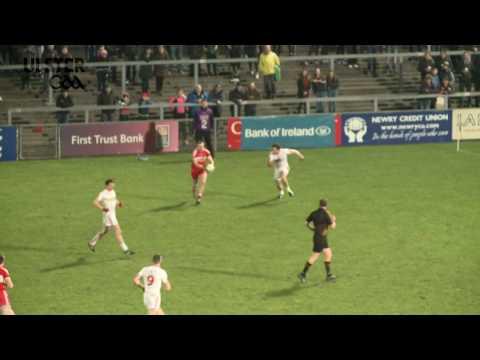 Bank Of Ireland Dr  McKenna Cup Final 2017 Highlights