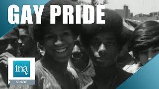 1ère gay pride à New York en 1970 | Archive INA thumbnail