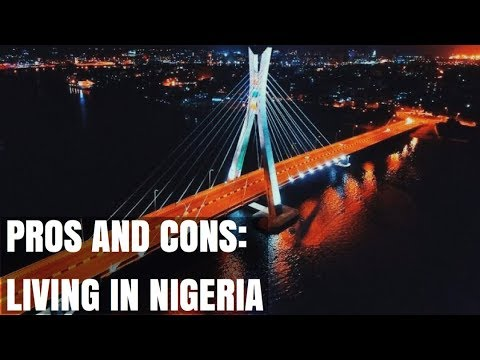LIVING IN LAGOS, NIGERIA [2018] - THE PROS AND CONS   Daily Vlog #06   Sassy Funke