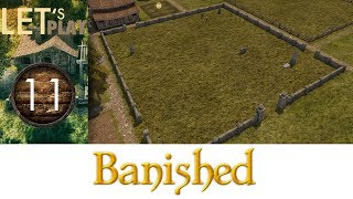 [FR] Banished Ep.11 - Nos Premiers Animaux !