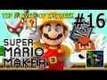 MARIO VS PACMAN! - SUPER MARIO MAKER #16 (HD)
