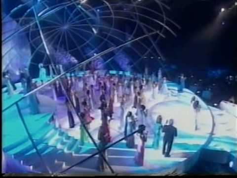 MISS WORLD 2000 Top 10 Announcement