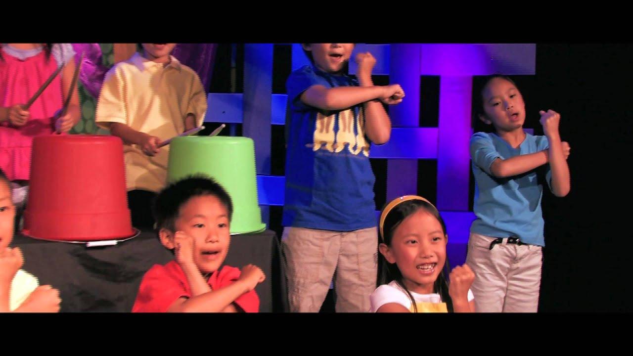 主的喜樂是我力量 Joy of the Lord (國) 敬拜MV - 兒童敬拜讚美專輯(1) 小小的夢想