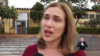 """Jornal Acontece - Campanha """"Legal é pipa sem cerol"""""""