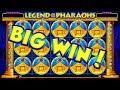 BIG WIN!!!! Legend Of Pharaos big win - Casino - Bonus Round (Casino Slots)