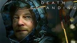Death Stranding Gameplay German #01 - Aufprall mit dem Jenseits