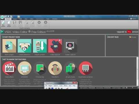 how save video in vsdc video editor