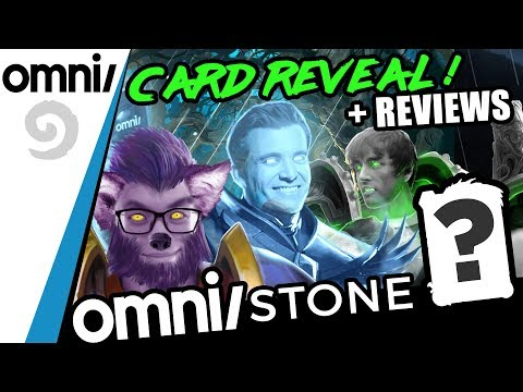 Omni/Stone ep. 41 w/ Brian Kibler, Firebat & Frodan: Card Reveal & Witchwood Reviews!